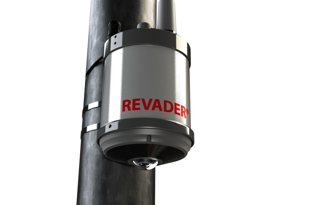 Revader Security makes CCTV debut in Ireland